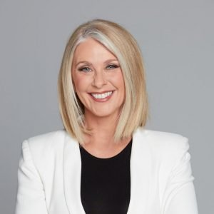 Tracey Spicer Speaking Out Speakers Agency Bio shot