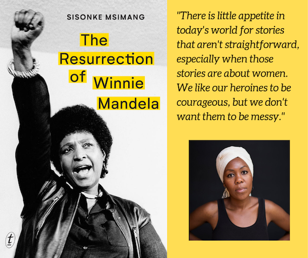 Release radar: The Resurrection of Winnie Mandela