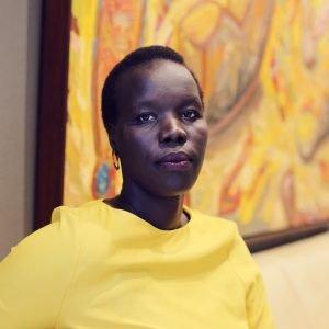 Nyadol Nyuon Speaking Out